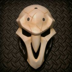 Hey, I found this really awesome Etsy listing at https://www.etsy.com/listing/218546157/reaper-mask-overwatch