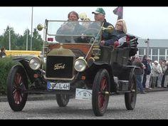4K - Deutschland - Motorsport - 37. ADAC Oldtimerfahrt des AMSC Bad Sege...