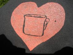 i heart coffee by 237inc on Etsy, $20.00