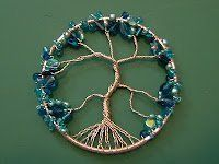 Tree of Life Pendant How-To  http://www.allfreejewelrymaking.com/Wire-Wire-work/13-Simple-Wire-Jewelry-Making-Instructions-for-Beginners#uvczo4mb2bHyUVJ5.32