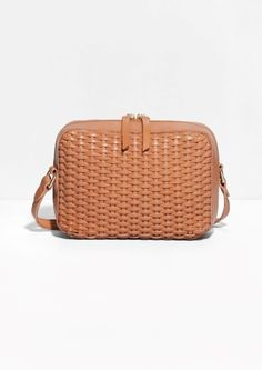& Other Stories | Braided Shoulder Bag