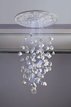 Original Chandeliers Made From Kitchen Items: Memoria and Light Relief