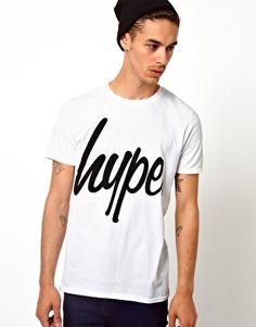 Image 1 ofHype Basic Logo T-Shirt