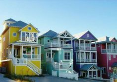 I've been going to Atlantic Beach my whole life and always said I wanted one of these houses- Sea Dreams, Atlantic Beach, NC
