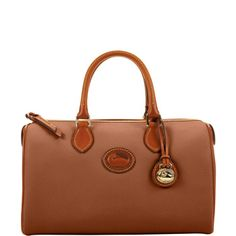 Dooney & Bourke: All Weather Leather Satchel