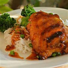 Huli Huli Chicken, photo by Baking Nana