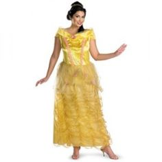 Beauty And The Beast - Belle Deluxe Plus Size Costume