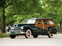 1947 Buick Station Wagon