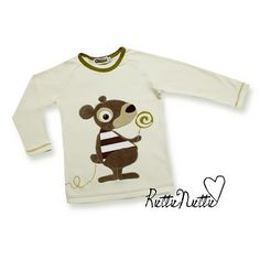Cute longsleeve for boys Applique, Boys, Inspirational, Cute, Animals, Clothes, Color, Sew, Places