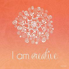 I AM Creative by CarlyMarie