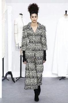 Chanel haute couture fall/winter 2016 in paris