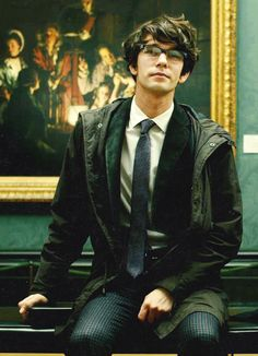 """I'm your new Quartermaster."" - Ben Whishaw"
