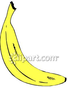 Banana clipart image | Clipart.com