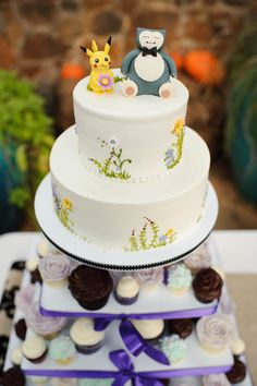 18 Geek Chic Ideas For The Pokemon Wedding Of Your Dreams