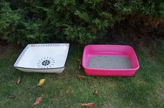 Only ceramic! Never plastic Litter Box, Container, Plastic, Ceramics, Stone, Sandbox, Ceramica, Ceramic Art, Clay Crafts