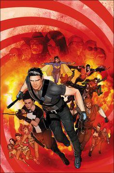 GRAYSON # 20 Con uno de sus aliados más cercanos ahora su mayor enemigo, Dick Grayson tendrá que hacer su mayor sacrificio para salvar a los que ama.