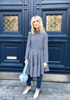 7 Chic Outfit Ideas You'll Want to Wear 24/7 via @WhoWhatWearUK