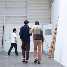 """sur-la-terre: """" Takahashi x Yanagi """""""