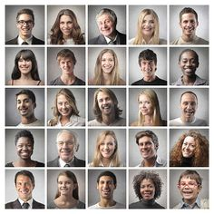 Das perfekte Profilfoto: Zähne zeigen und formale Kleidung