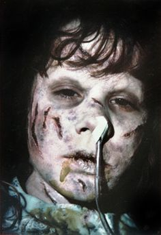 """DISCOVER for All Library Resources: """"The Exorcist"""" Linda Blair 1973 Warner Brothers **I.V"""