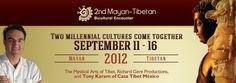 Second Mayan-Tibetan Bicultural Encounter #September Save the Date!