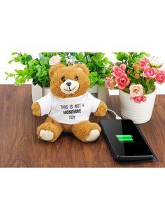 Teddy Bear Portable Power Bank