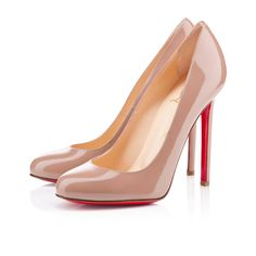 One of these days, one of these days... Lady Lynch 120mm Nude Patent