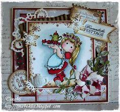 Tina´s Magnoliablog: MAG - Joyful Tilda