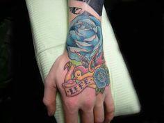 Wrist hand piece