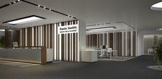 Proyecto oficinas en Valencia  Diseño: Ramon Bandres