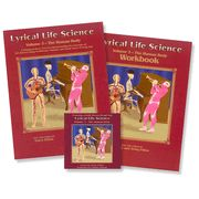 Lyrical Life Science #3 With CD.  Great for studying Anatomy.