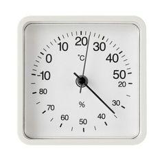 컴팩트 습온도계 COMPACT THERMOHYGROMETER by Muji