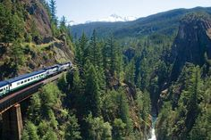 Take the Train, the Rocky Mountaineer from Vancouver to Whistler