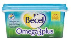 Becel omega-3 plus is erg ongezond