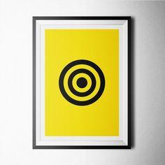 Fancy   Target Print