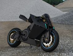 Shavit electric bike