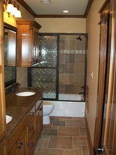 Hall Bathroom Idea
