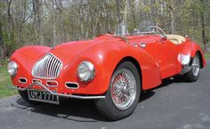 1951 Allard K2 Roadster | Vintage Motor Cars of Meadow Brook 2010 | RM AUCTIONS