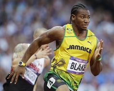 Ben Curtis/Associated Press  Jamaica's Yohan Blake competes in a men's 200-meter semifinal during the athletics in the Olympic Stadium at the 2012 Summer Olympics