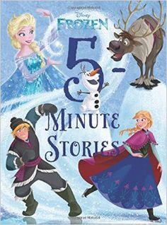 Frozen 5-Minute Frozen Stories (5-Minute Stories): Disney Book Group, Disney Storybook Art Team: 9781484723302: Amazon.com: Books