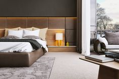 24-Project Bedroom on Behance
