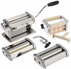 Shop the best pasta makers for making fresh pasta at home from brands like KitchenAid, Gourmia, and more.