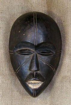 African Masks - Yoruba Mask
