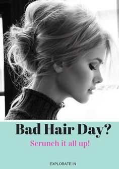 What bad hair day? Where? #DailyTips