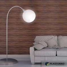 Painel PVC Top Luxo Ébano