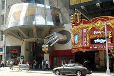 Madame Tussauds Wax Museum in NYC