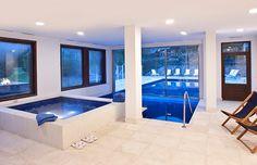 Indoor - Outdoor Pool
