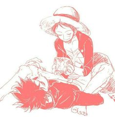 Read from the story ࿐ ࿔*:・°Imágenes LawLu. Anime One Piece, One Piece Fanart, One Piece Ship, One Piece Luffy, Manga Anime, Anime Art, One Piece Pictures, The Pirate King, 0ne Piece