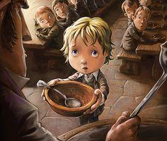 Howard McWilliam illustration | CHILDREN'S