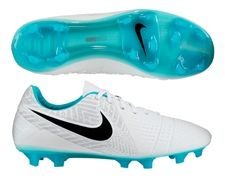 Nike CTR360 Maestri III Reflective FG Soccer Cleats (Reflective White/Gamma Blue/Black)